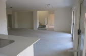 WHITE  UNDERCOAT/PLASTER used on the interior of a newly built house