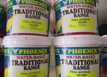 30% selected TRADITIONAL Acrylic range paints!